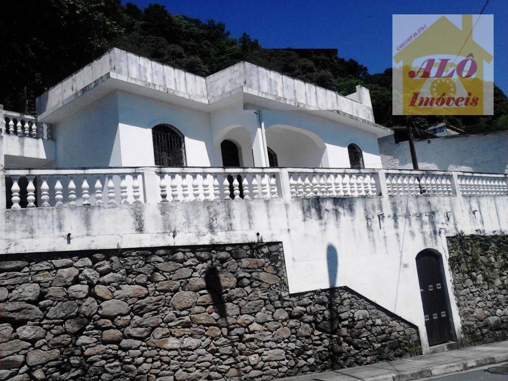 Casa à venda, 69 m² por R$ 550.000,00 - Parque Prainha - São Vicente/SP