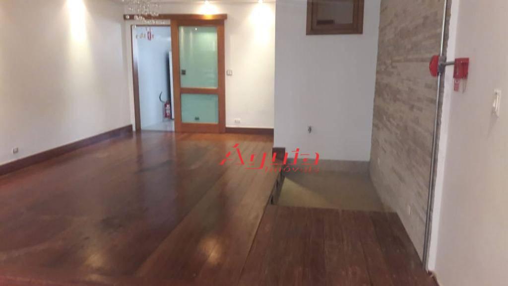 Sobrado com 3 dormitórios à venda, 438 m² por R$ 750.000,00 - Parque São Vicente - Mauá/SP