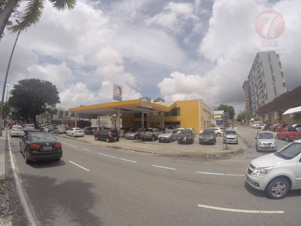 Área comercial/residencial à venda, Expedicionários, João Pe