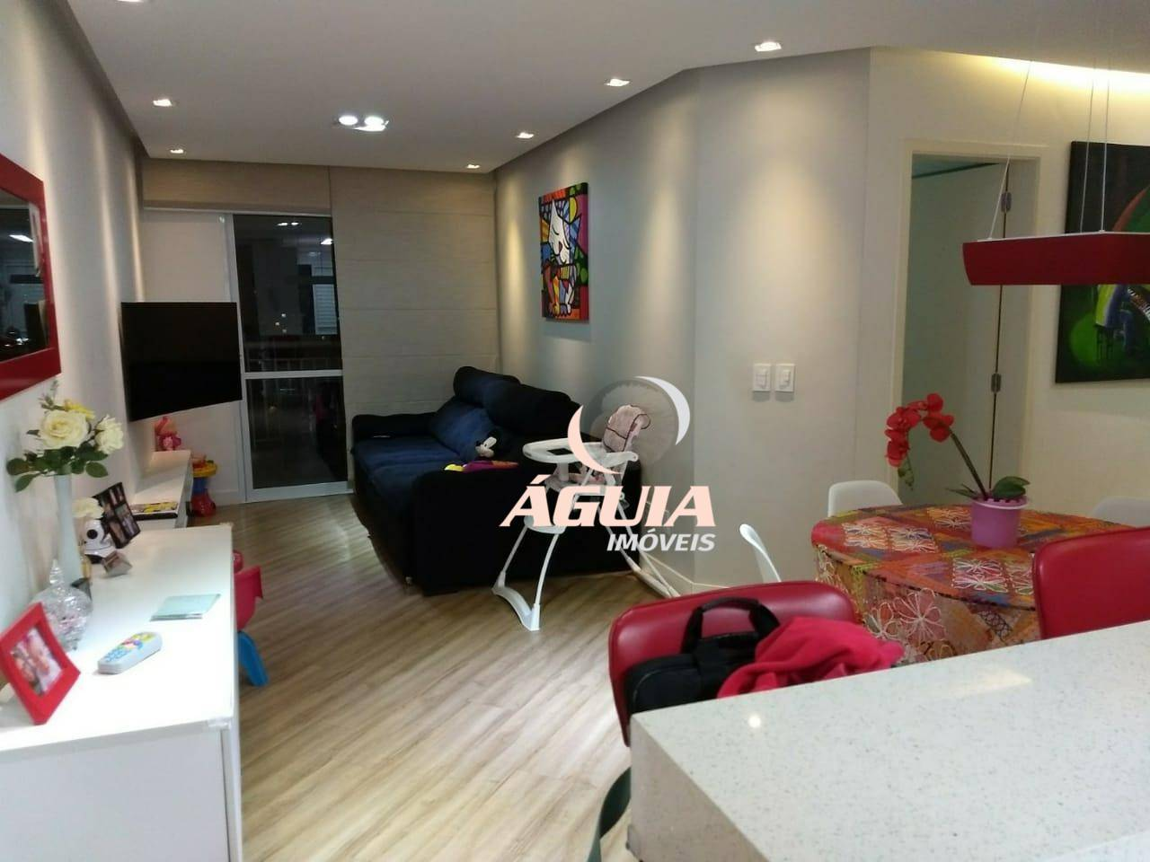 Apartamento com 3 dormitórios à venda, 83 m² por R$ 530.000,00 - Vila Baeta Neves - São Bernardo do Campo/SP