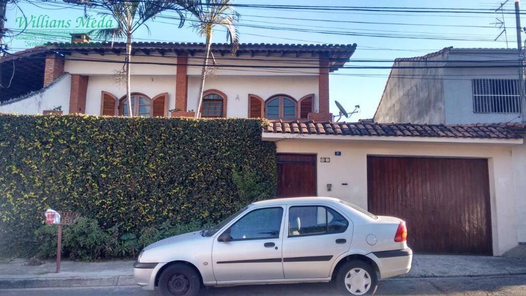 Sobrado  residencial à venda, Vila Rio de Janeiro, Guarulhos