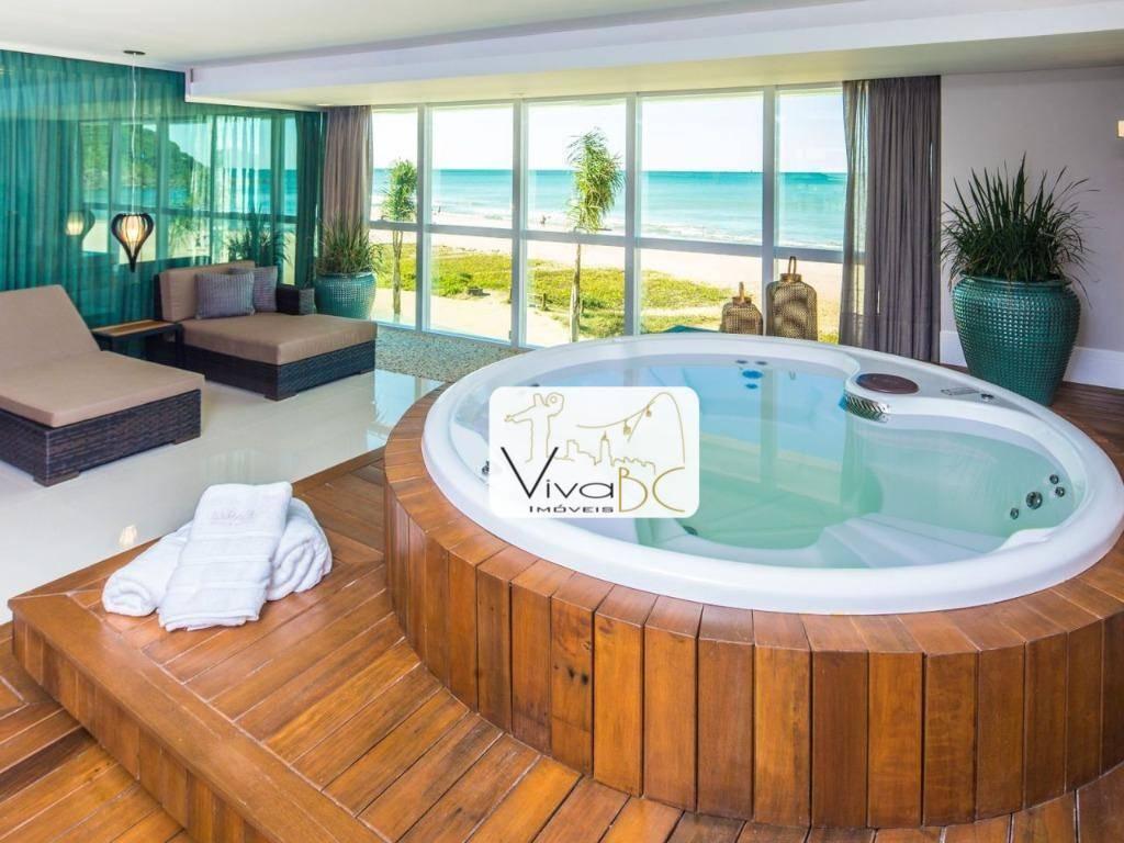 Apartamento com 3 dormitórios à venda, 137 m² por R$ 2.150.000 - Praia Brava - Itajaí/SC