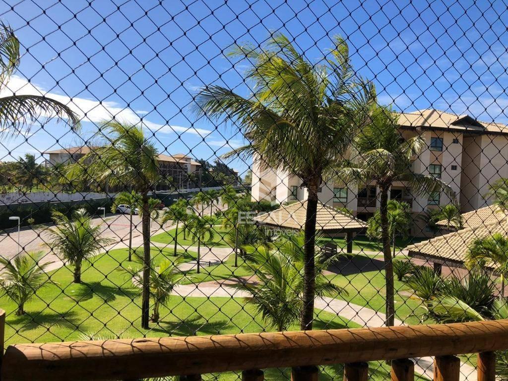 Apartamento com 1 dormitório para alugar, 39 m² por R$ 250,00/dia - Cumbuco - Caucaia/CE