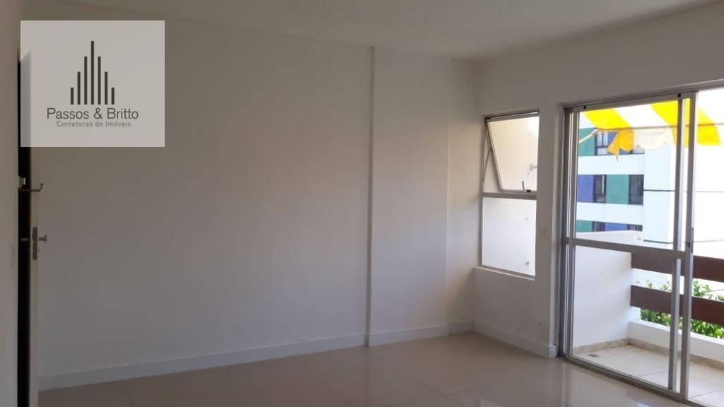 Apartamento com 2 dormitórios à venda, 85 m² por R$ 310.000 - Costa Azul - Salvador/BA