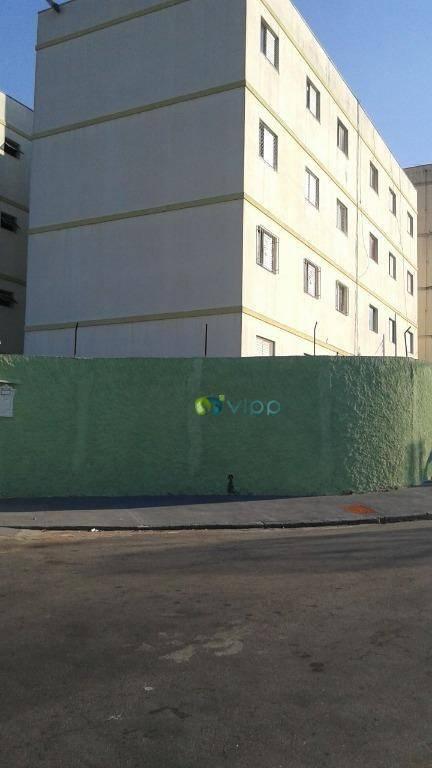 Apartamento residencial para venda e locação, Parque Residencial Califórnia, Campo Limpo Paulista.