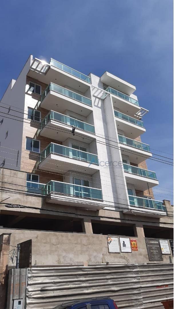 Apartamento com 2 dormitórios à venda, 73 m² por R$ 310.000,00 - Bairu - Juiz de Fora/MG