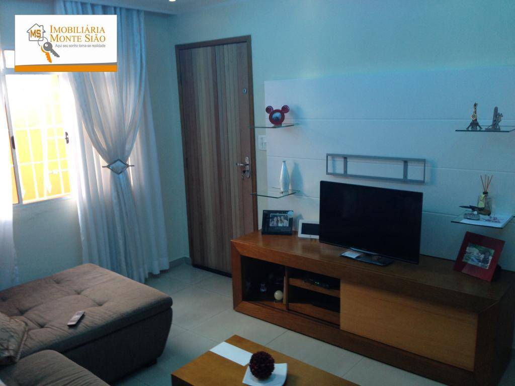 Casa com 3 dormitórios à venda por R$ 392.000,00 - Jardim Monte Carmelo - Guarulhos/SP