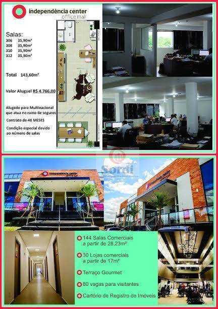 Sala comercial à venda, Jardim Califórnia, Ribeirão Preto.