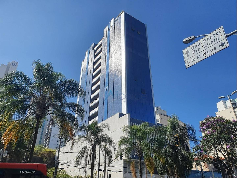 Sala para alugar, 171 m² por R$ 5.000,00/mês - Centro - Juiz de Fora/MG