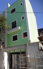 Sobrado residencial à venda, Vila Alice, Santo André - SO0185.