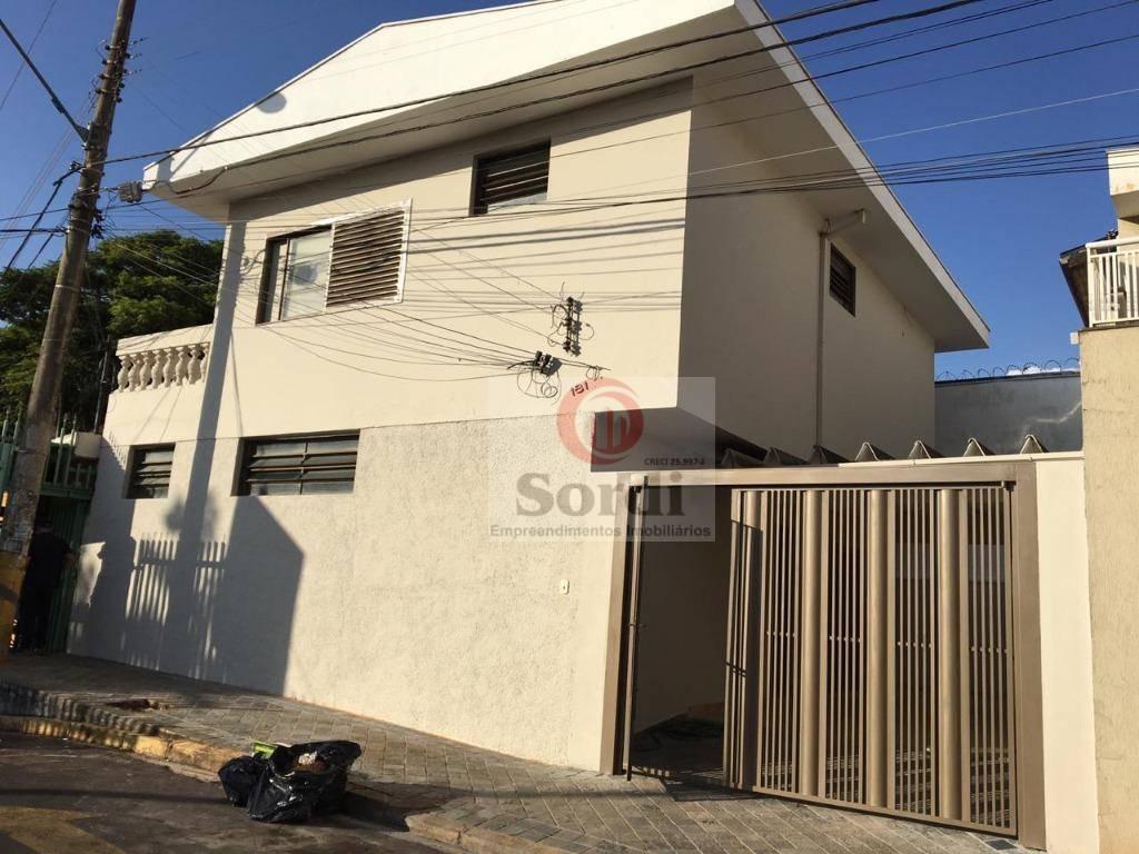 Casa à venda, 160 m² por R$ 340.000,00 - Jardim Palma Travassos - Ribeirão Preto/SP