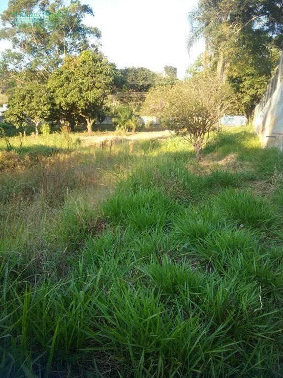 Terreno à venda, 2000 m² por R$ 450.000 - Jardim Estância Brasil - Atibaia/SP