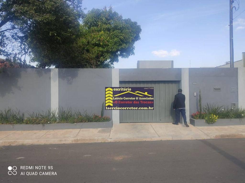 Casa com 3 dormitórios à venda, 150 m² por R$ 400.000 - Jardim São Judas Tadeu (Nova Veneza) - Sumaré/SP Troca Apartamento em Valinhos