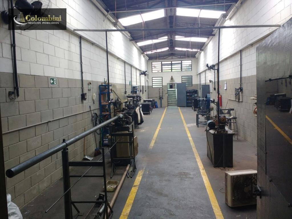 Galpão industrial à venda, Cerâmica, São Caetano do Sul.