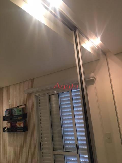 Apartamento residencial à venda, Parque Campolim, Sorocaba.