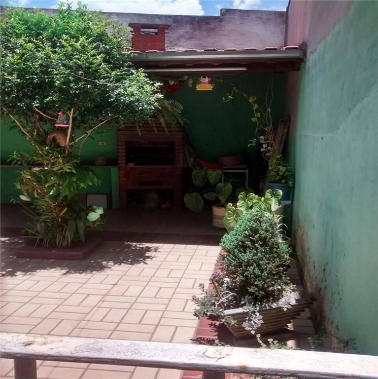 Sobrado  residencial à venda, Jardim Jovaia, Guarulhos.