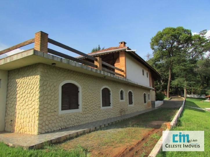 Chácara com 4 dormitórios à venda, 5505 m² por R$ 1.300.000,00 - Fazenda Castelo - Boituva/SP