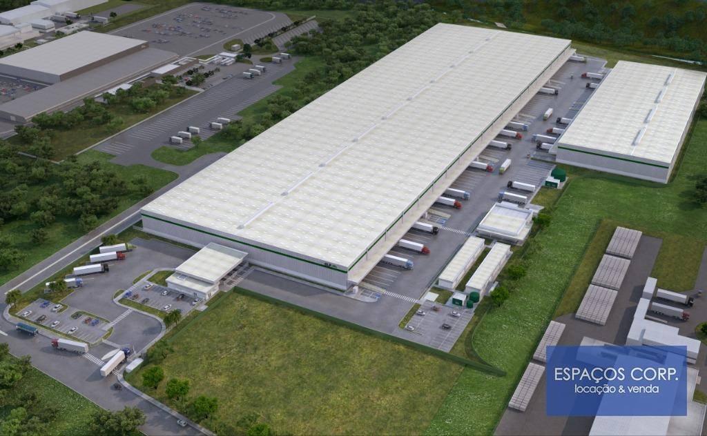 Galpão logístico para alugar, 10.797m² - Capuava - Mauá/SP