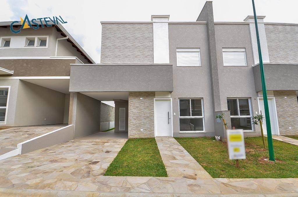 CA0126-CST, Casa de 3 quartos, 130 m² à venda no Campo Comprido - Curitiba/PR