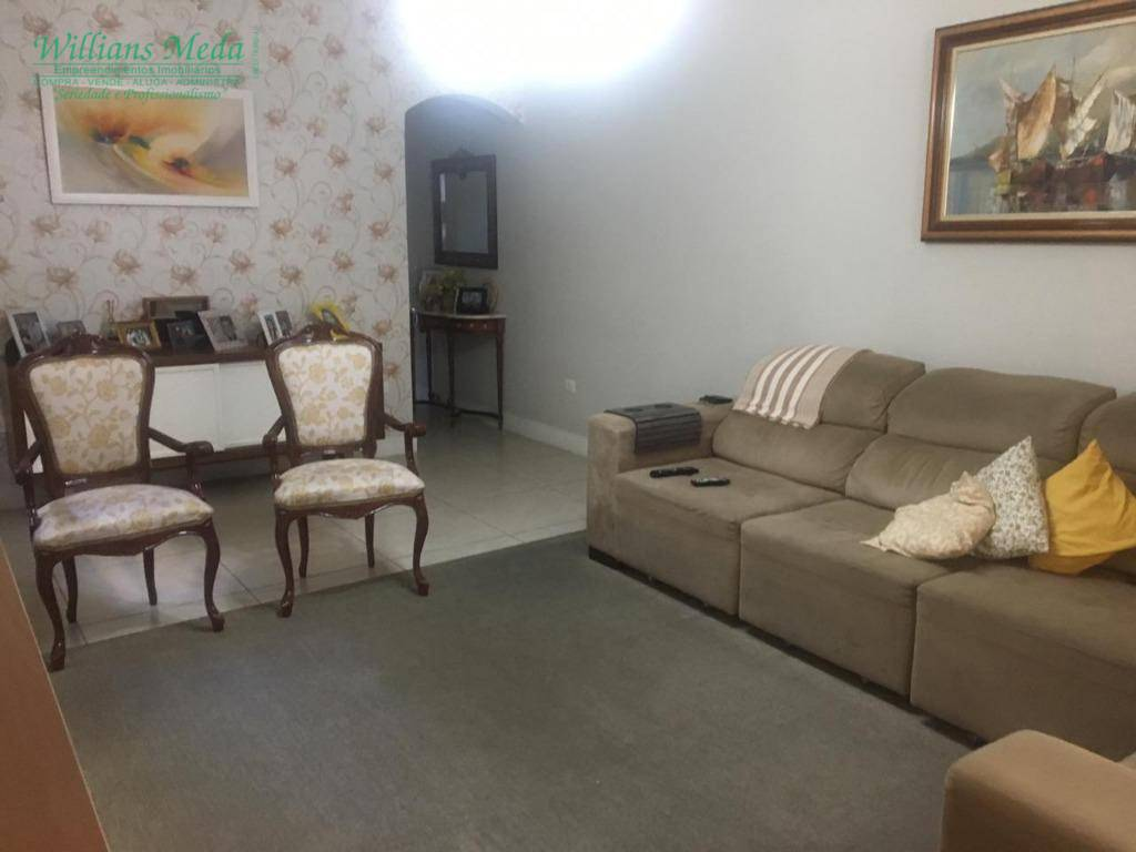 Sobrado com 3 dormitórios à venda, 246 m² por R$ 450.000 - Vila Galvão - Guarulhos/SP
