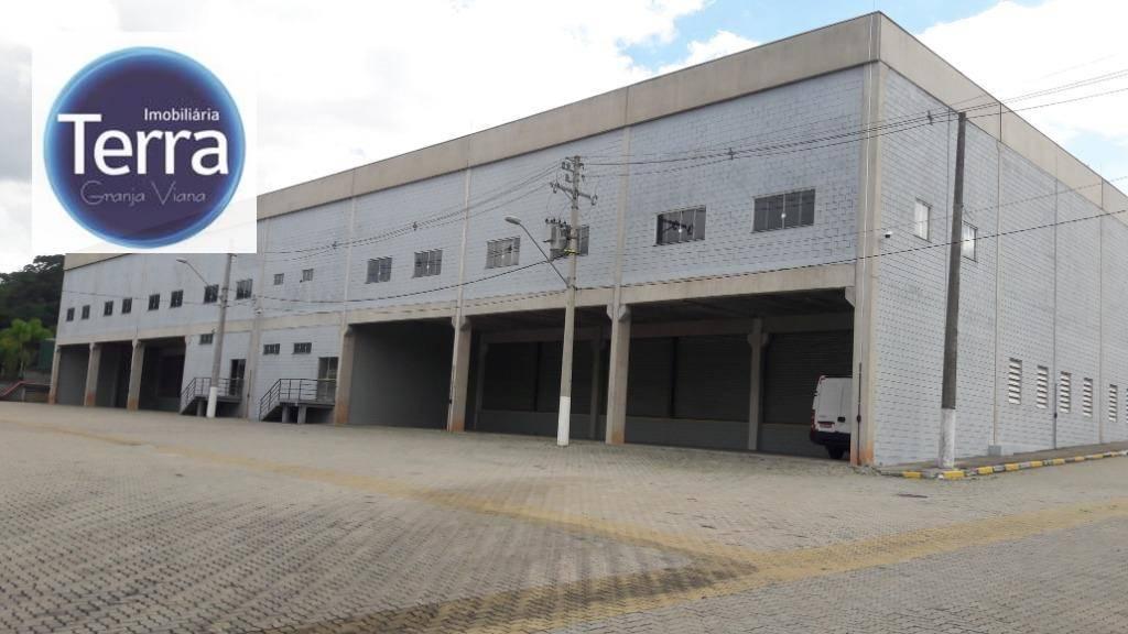 Galpão para alugar, 6703 m² por R$ 134.080,00/mês - Raposo Tavares - Cotia/SP