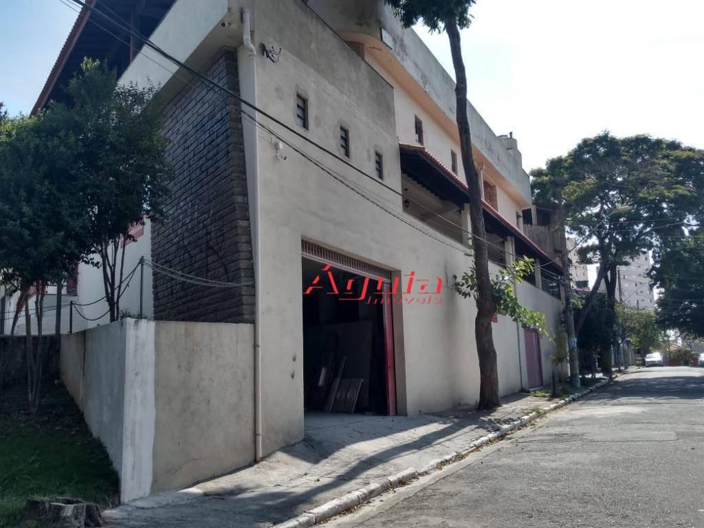 Galpão à venda, 700 m² por R$ 1.700.000 - Utinga - Santo André/SP