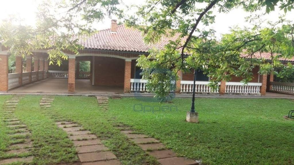 Chácara com 4 dormitórios à venda, 3000 m² por R$ 901.000 - Vale do Sol - Indaiatuba/SP