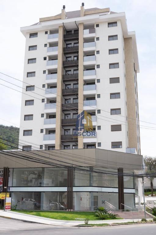 Apartamento com 2 dormitórios à venda, 143 m² por R$ 719.300,00 - Trindade - Florianópolis/SC