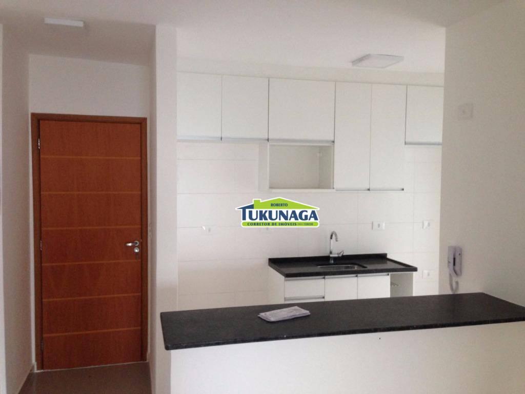 Apartamento residencial para locação, Vila Galvão, Guarulhos.