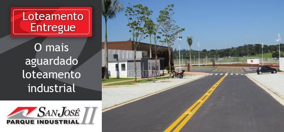 Área em Parque Industrial San José Ii, Vargem Grande Paulista - SP