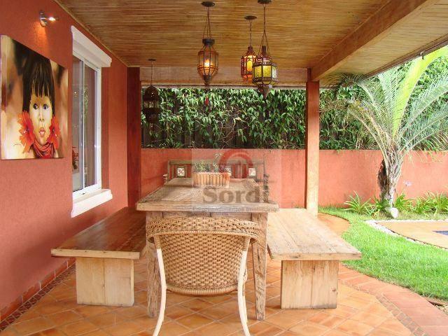 Sobrado à venda, 209 m² por R$ 950.000,00 - Bosque das Juritis - Ribeirão Preto/SP