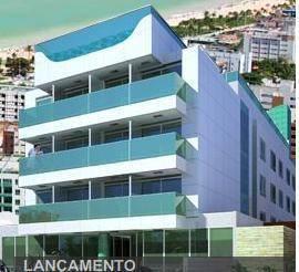 Flat residencial à venda, Tambaú, João Pessoa - FL0009.