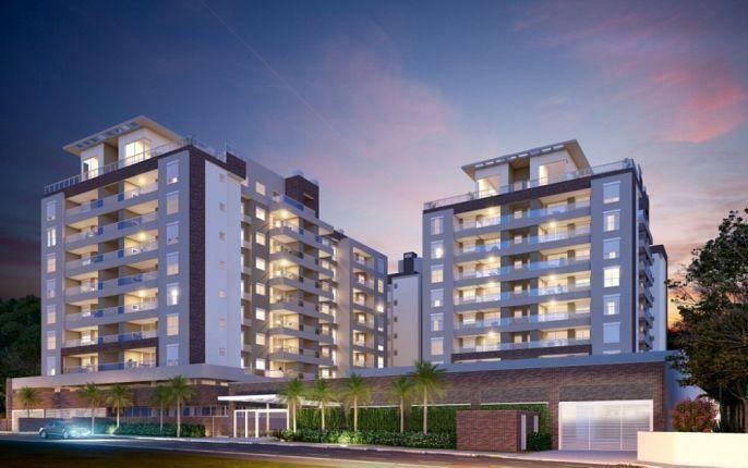 Apartamento com 3 dormitórios à venda, 93 m² - Canasvieiras - Florianópolis/SC