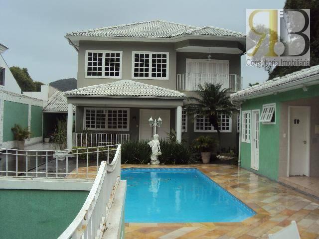 Casa 4 qts 948 m² R$ 8.000/mês - Anil