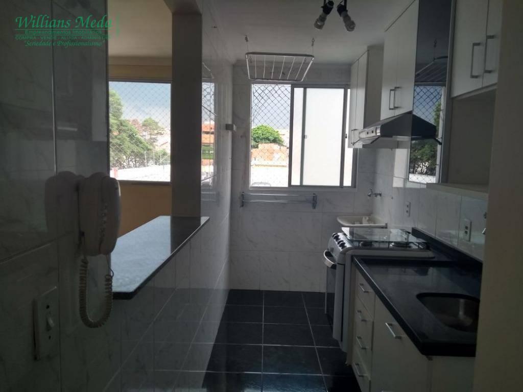 Apartamento 3 dormitórios, 1 vaga, Vila Rio de Janeiro, Guar
