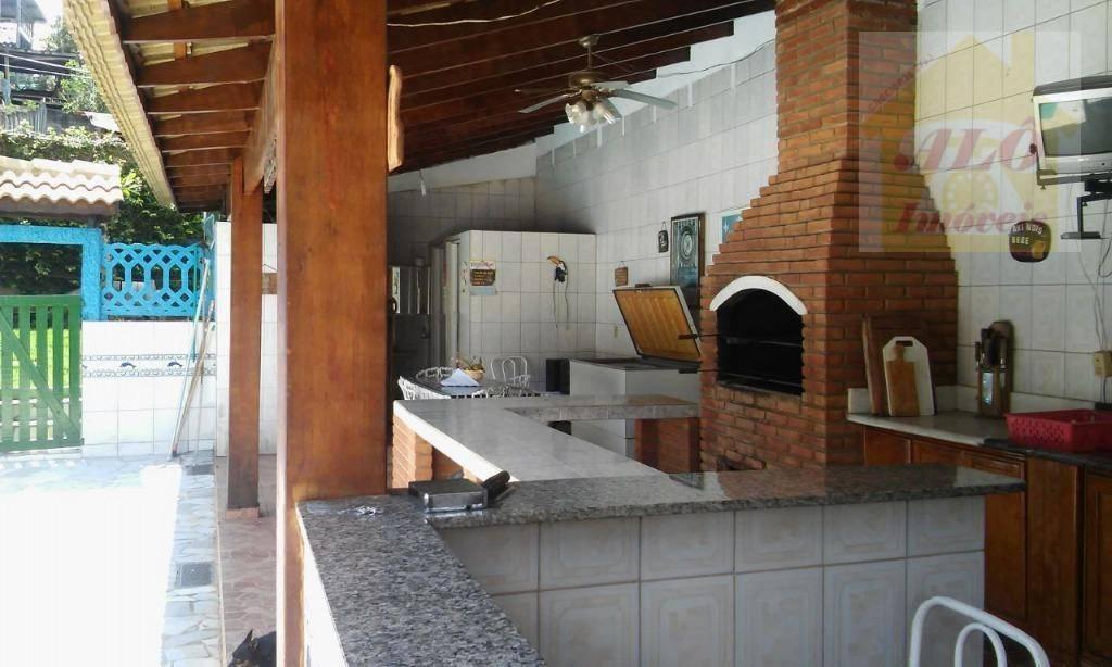 Chácara à venda, 3000 m² por R$ 750.000,00 - Parque Fernão Dias - Atibaia/SP