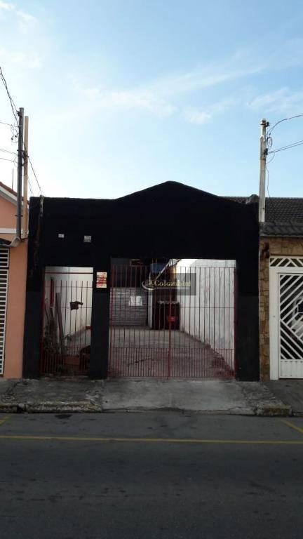 Galpão à venda, 100 m² - Santa Paula - São Caetano do Sul/SP