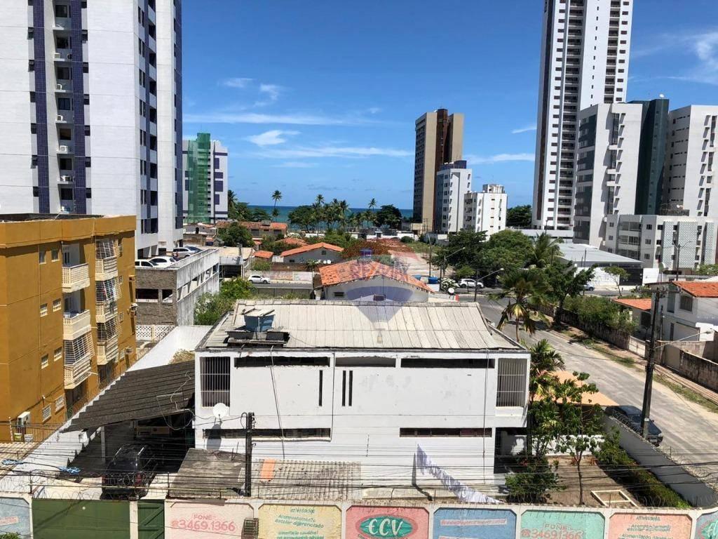 Apartamento com 3 dormitórios à venda, 131 m² - Candeias - Jaboatão dos Guararapes/PE