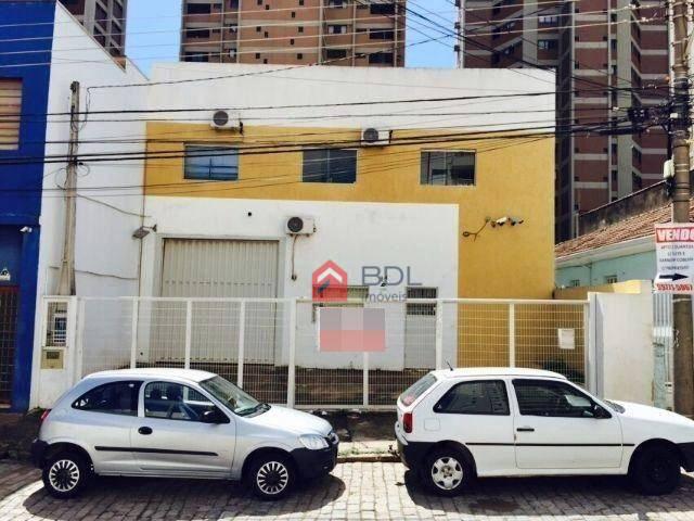 Barracão comercial para venda e locação, Bosque, Campinas.