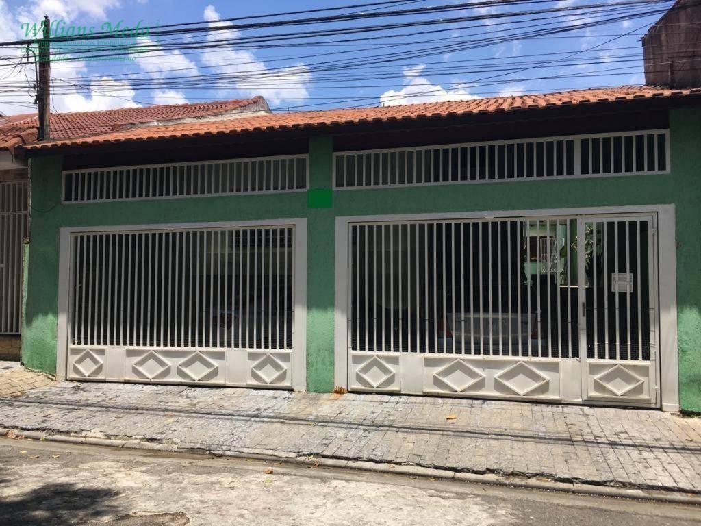Casa com 3 dormitórios, 200 m² - venda por R$ 850.000,00 ou aluguel por R$ 3.500,00/mês - Jardim Paraventi - Guarulhos/SP