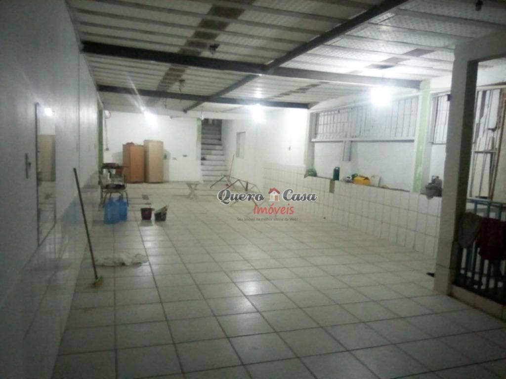 Salão à venda, 250 m² por R$ 270.000 - Jardim Angélica - Gua