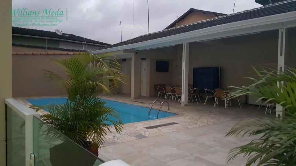 Sobrado  residencial à venda, Vila São Judas Tadeu, Guarulho