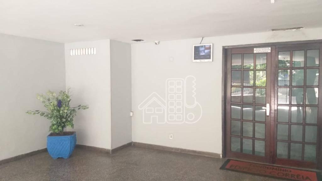 Apartamento com 2 dormitórios à venda, 80 m² por R$ 160.000,00 - Alcântara - São Gonçalo/RJ