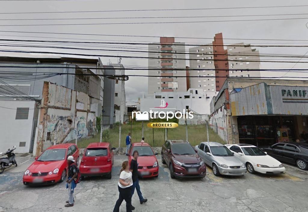 Terreno para alugar, 1200 m² por R$ 25.000,00/mês - Rudge Ramos - São Bernardo do Campo/SP
