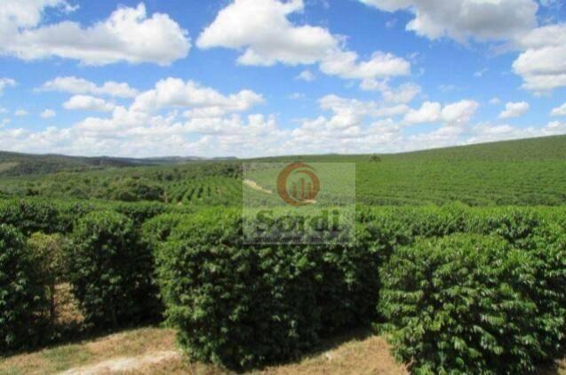 Fazenda à venda, 6480000 m² por R$ 14.000.000 - Zona Rural - Ritápolis/MG