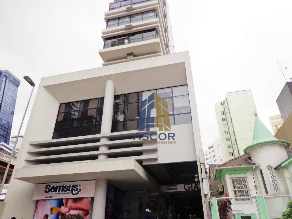 Sala comercial à venda, Centro, Florianópolis.