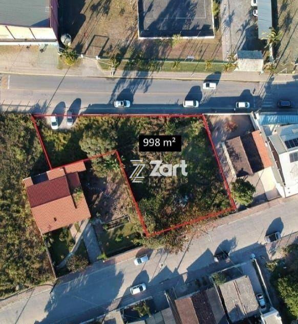 Terreno/Lote à venda, 998 m² por R$ 850.000,00