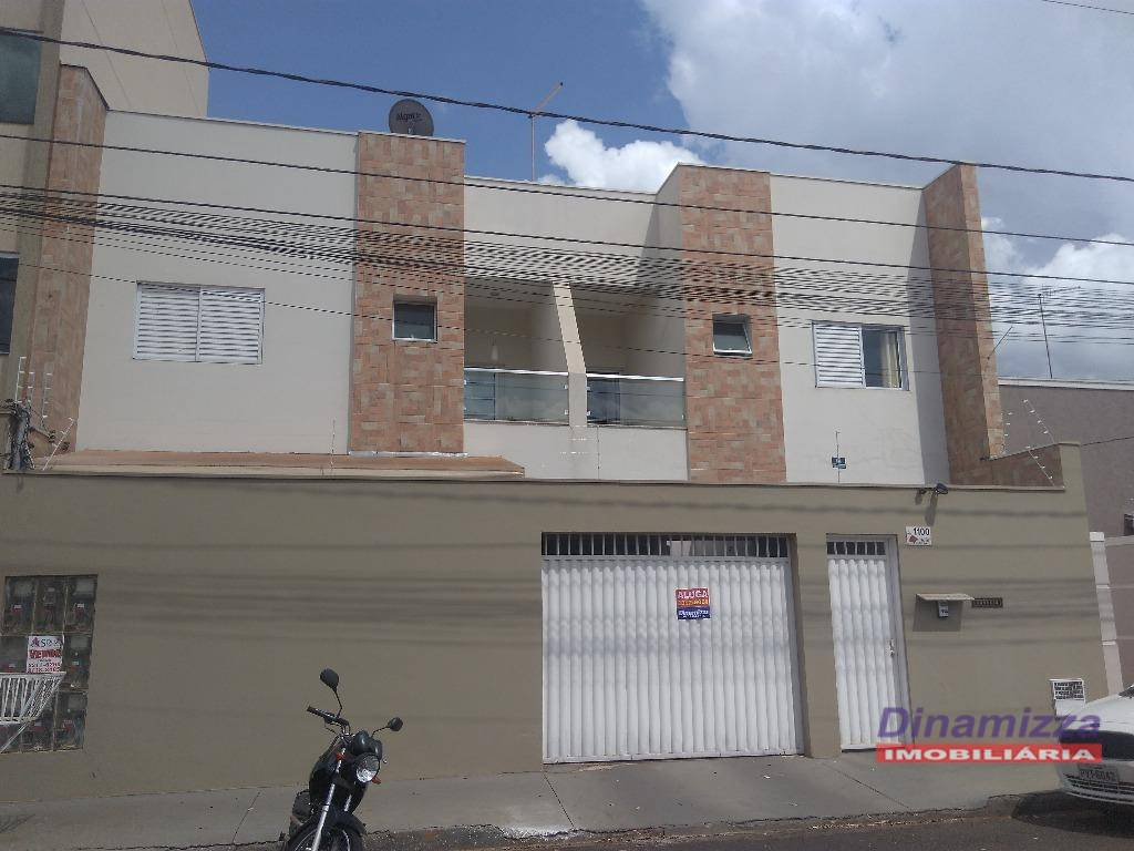 Apartamento residencial à venda, Olinda, Uberaba - AP1999.