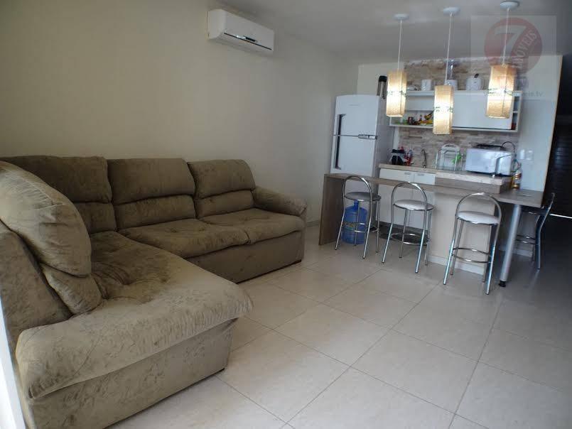 Flat  residencial à venda, Costa Brava Praia Resort, Lucena.