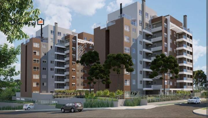 Apartamento à venda, 104 m² por R$ 803.811,36 - Ecoville - Curitiba/PR